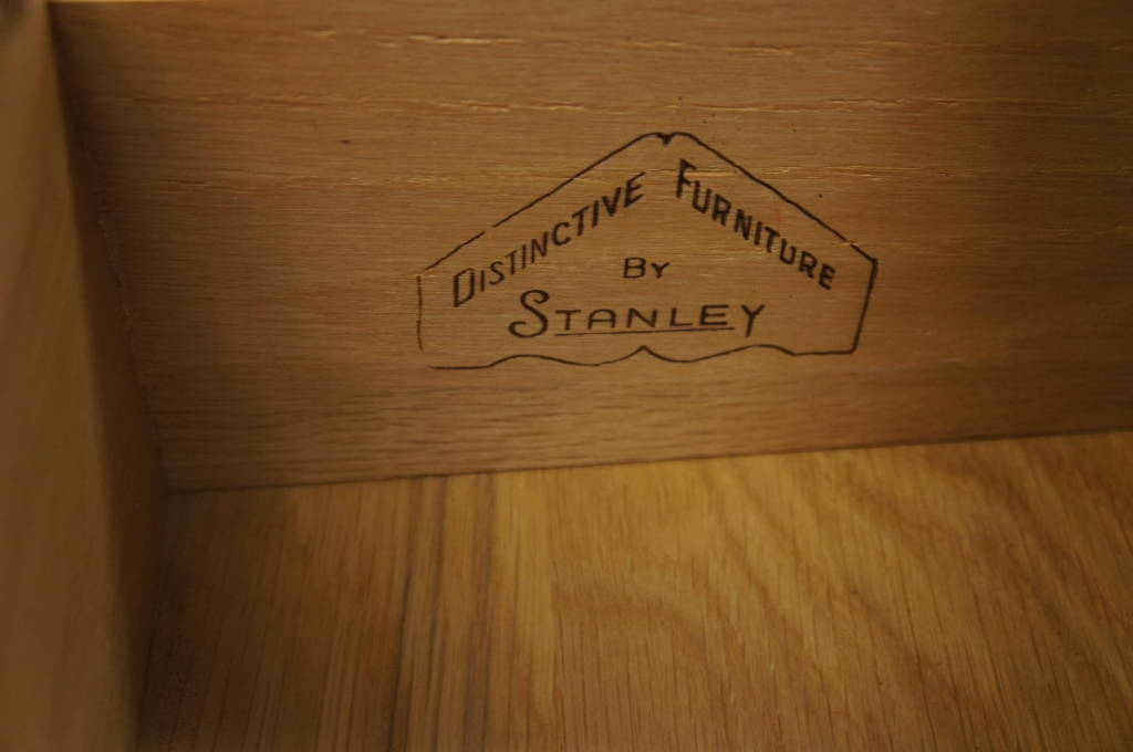 The Designers Consignment Dayton S Premier Gallery Vintage Stanley Danish Mid Century Modern Distinctive Furniture 6 Drawer Dresser