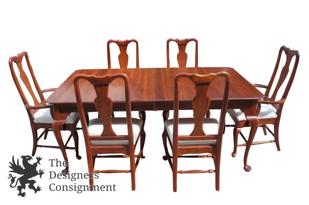 Lexington Cherry Dining Room Table