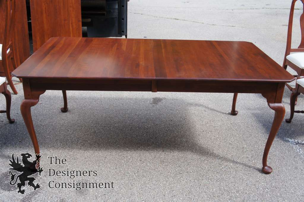 Bob Timberlake Lexington Cherry Dining Table Queen Anne