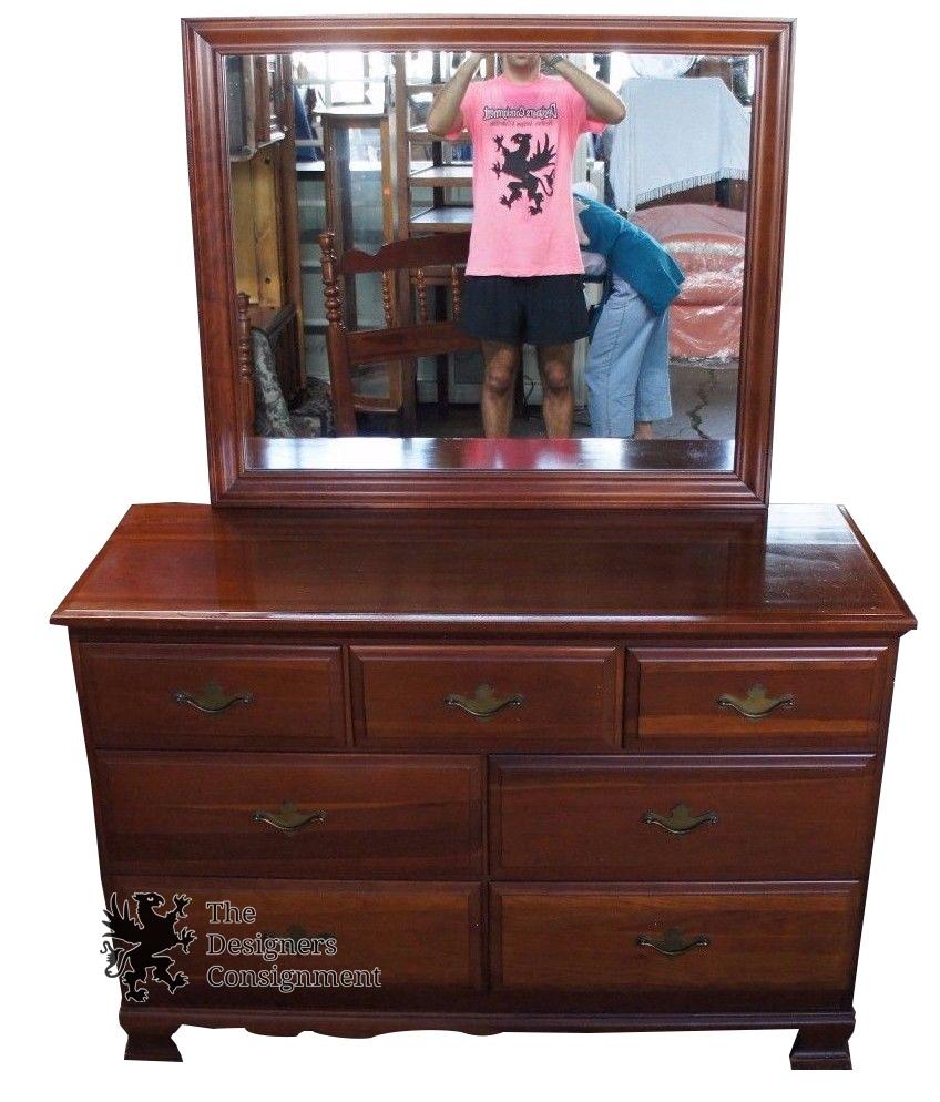 Solid Cherry Dresser Mirror Bestdressers 2017